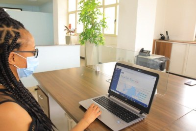 """""""Trying to find accurate information on COVID-19 on social media is very difficult. You can never be sure of the accuracy of what you are reading,"""" Yohana says. """"It is important that projects like this will create portals that provide reliable facts and real-time data on the pandemic. This will help people like me trust the information and make the right decisions, assisting our country's fight against COVID-19,"""" she added."""