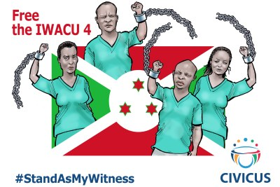 Quatre journalistes du groupe de médias IWACU au Burundi ont été arrêtés en octobre 2019 pour avoir rapporté des informations. Christine Kamikazi, Agnès Ndirubusa, Egide Harerimana et Térence Mpozenzi sont toujours en prison.