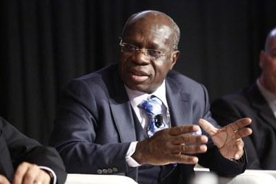 Albert Yuma, président de la Gécamines depuis  et président de la Fédération des entreprises du Congo