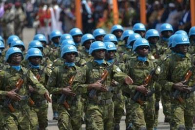 Casques bleus ivoiriens