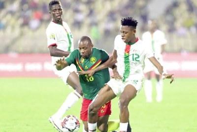 CHAN 2020/Burkina # Cameroun