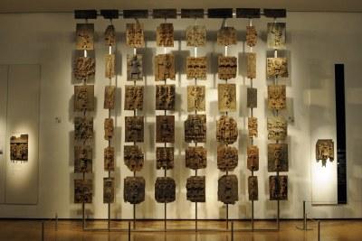 Les bronzes du Bénin au British Museum.