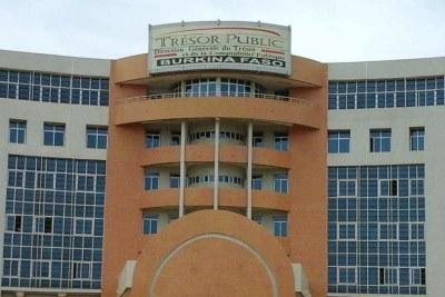 Direction Générale du Trésor et de la Comptabilité Publique - Burkina Faso