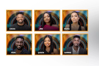 Six housemates have been nominated for possible eviction at the Big Brother House.